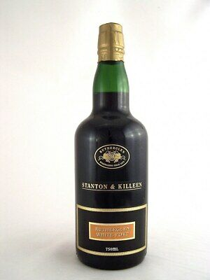 1998 circa NV STANTON & KILLEEN Rutherglen White Port Isle of Wine