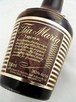 1991 circa TIA MARIA Coffee Liqueur 350ml Isle of Wine