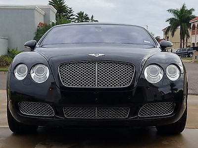2006 Bentley Continental GT Mulliner Package BentleyContinental Gt 2006 v12 twin turbo