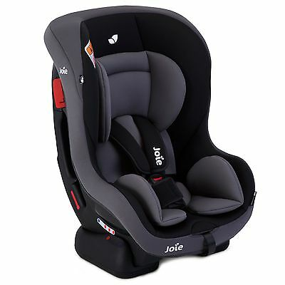 Joie Baby/Child/Kid Tilt Group 0+/1 Car Seat, Two Tone Black