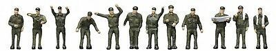"Tomytec Model People ""Self Defense Forces"" 1/150 N scale Ningen 111"