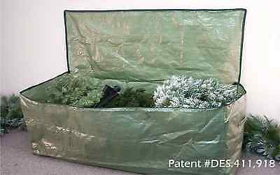 """Storage Unit for up to 9 ft Artificial Christmas Tree 58"""" Heavy Duty NIB _282-03"""