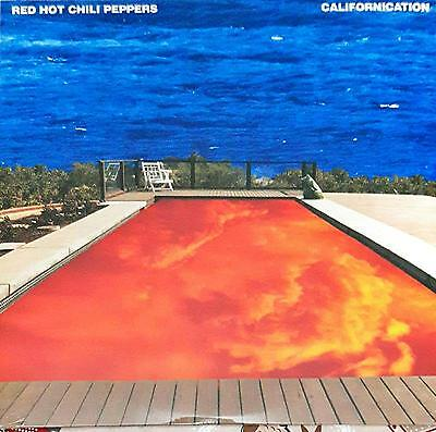 """RED HOT CHILI PEPPERS - Californication Lp 12"""" 33 Giri New Sealed"""
