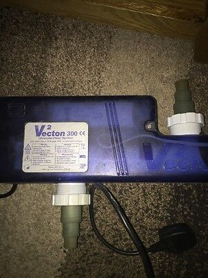 vecton 2 uv sterilizer 300