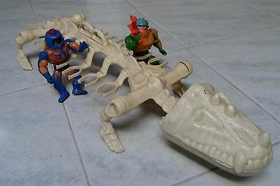 He man Masters of the universe anni 80 vintage action figure motu