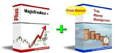 Magic Breakout Plus Professional Forex Trading Strategy MT4
