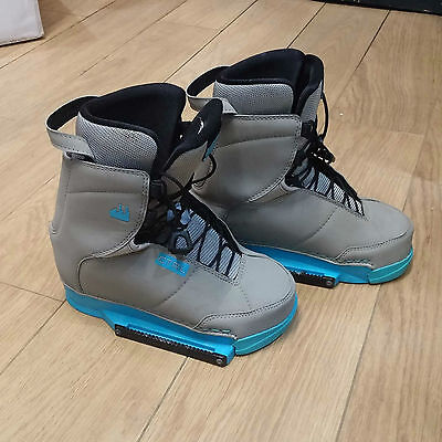 2015 Womens CTRL Backstage Wakeboarding Boots (UK 3.5/4.5) - Used