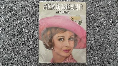 Bear Brand 'Alabama' Fully Fashioned Nylons.