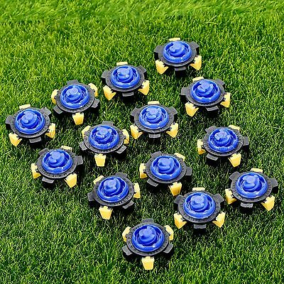 Golf Spikes Fast Twist Cleat Champ Tri-Lok Studs Stinger For FootJoy Shoes × 14