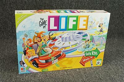 Milton Bradley The Game Of Life 2007