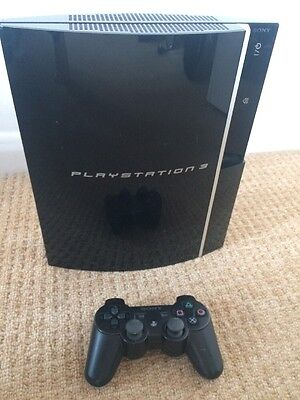Sony PlayStation 3 40 GB Black Console (CECH-G03)