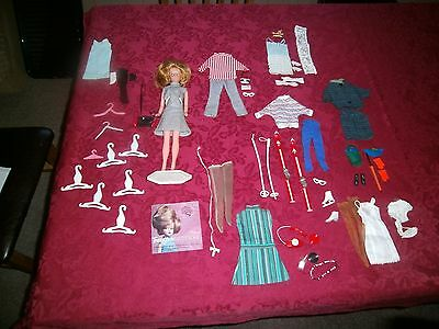 Palitoy American Character Tressy Doll + 7 Outfits + Accessories 1960s