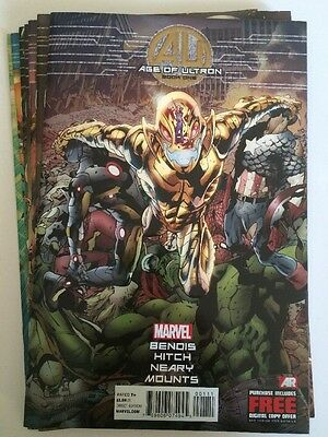 AGE OF ULTRON #1-7, Marvel (2013) 1st Ptg NM