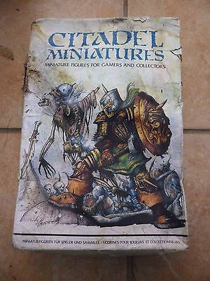 Citadel Miniatures - Bryan Ansell's Heroic Adventures - Boxed Starter Set 10 Fig