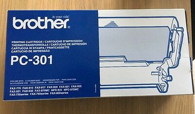 Brother Pc-301 Cartridge - Unopened