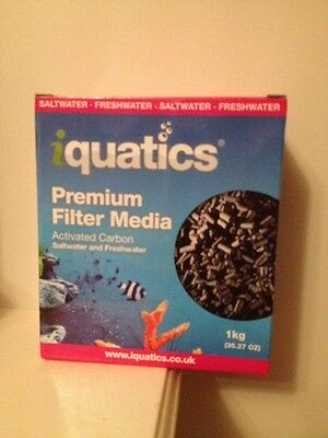 Activated Carbon Saltwater And Freshwater