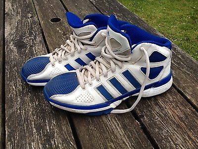 Adidas Basketball Boots Size 7.5 In Excellent Condition