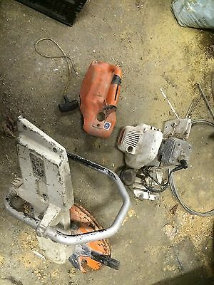 stihl ts350 super petrol stone / steel cutting saw parts spares or repair