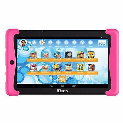 Kurio Xtreme 2 Android 5.0 Kids Tablet with Pink Bumper ~Brand New