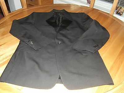 Mens Formal Single Breasted Dinner Suit, 2 Piece Suit, Evening Wear
