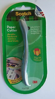 Scotch Paper Cutter Gift Wrapping Cutting Coupons Recipes Colors Vary