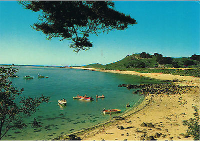 Harbour Herm Channel Islands