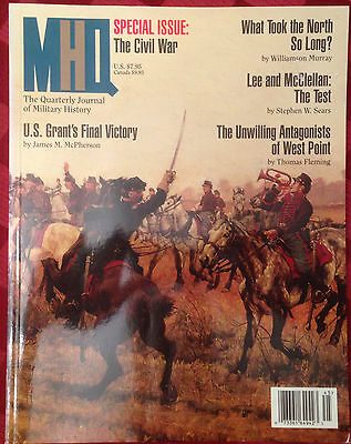 Quarterly Journal of Military History Civil War Special