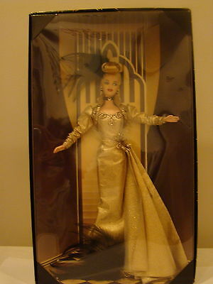 Mgm Golden Era Hollywood Barbie 1998 Limited Edition For F-A-0 Schwarz Nrfb