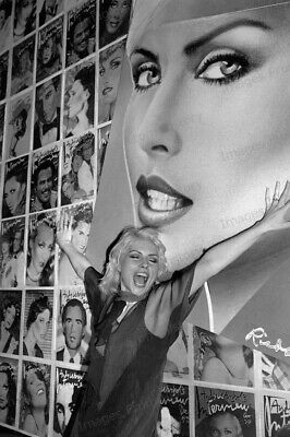 8x10 Print Debra Harry Blondie #DH8