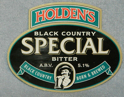 Holden's Special Bitter Pump Clip Front