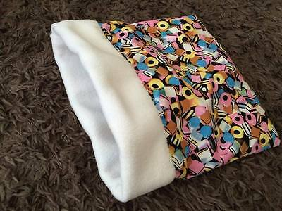 Snuggle Pouch for African Pygmy Hedgehog, Guinea Pigs and other small pets