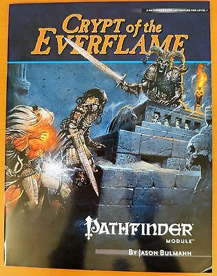 Pathfinder Crypt of the Everflame NEW