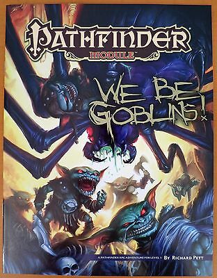 Pathfinder We Be Goblins! NEW