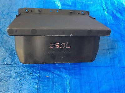 Landcruiser Glove box base inner 75 78 & 79 series Utes, Troop Carriers 7652