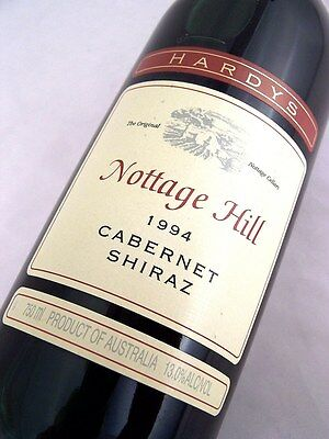1994 HARDYS Nottage Hill Cabernet Shiraz Isle of Wine