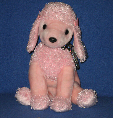 Retired TY BRIGITTE the DOG  BEANIE BUDDY - MINT with NEAR MINT TAG - SEE PICS