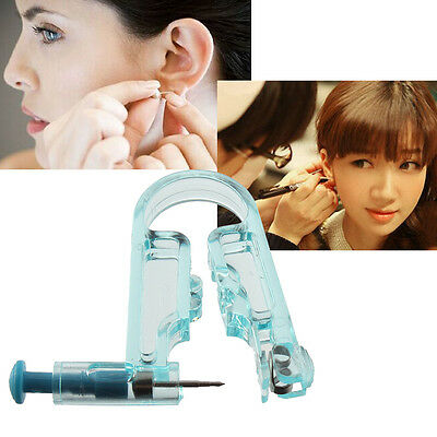 New Healthy Safety Asepsis Disposable Unit Ear Studs Piercing Gun Piercer Tool P