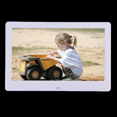 10.1In inch TFT-LCD Digital Photo Movies Frame MP4 Player Alarm Clock BS