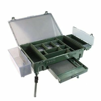 Q Dos Multi Function Carp Station, Carp Fishing Rig Station RRP £79.99