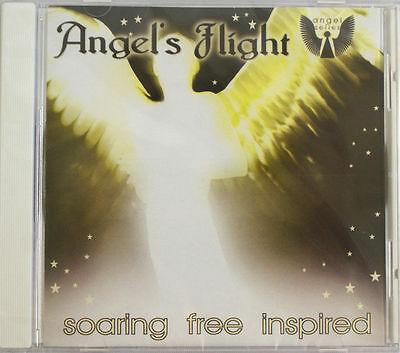 Angel's Flight CD relaxation, meditation, therapy, tranquil music 5060087726021