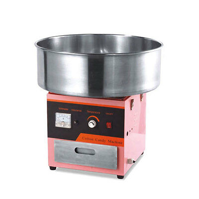 COTTON CANDY  (Fairy Floss) Machine - FREE SHIPPING - TUBULAR - 230 volt