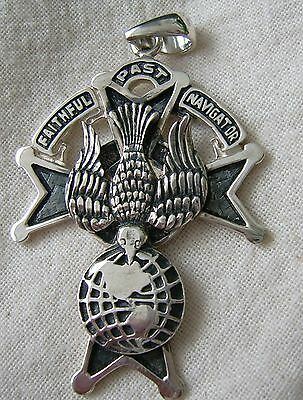 KNIGHTS OF COLUMBUS Pendant Silver 925