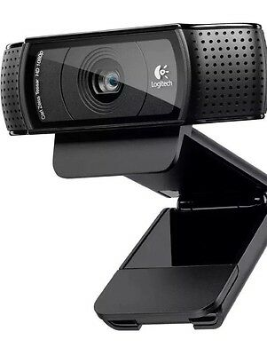 LOGITECH C920 HD720p Webcam