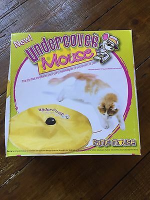 Cat Toy Undercover Mouse