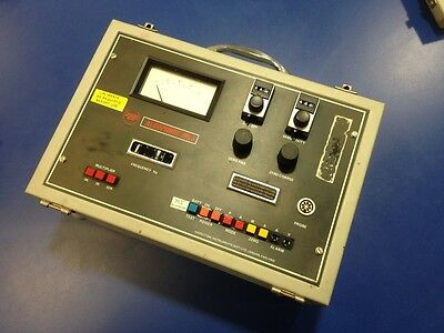 Alcoprobe Mk3 Eddy Current Flaw Detector W/ 4 Probes NDT Non Destructive Testing