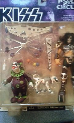 Classic Kiss carded Phsycho Circus  toy- !998 unopened  Spawn .com