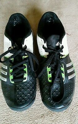 Adidas Tennis Shoes, Size 5.5
