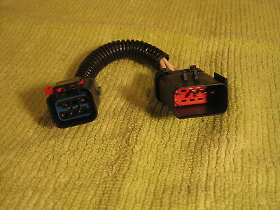 jeep wrangler tj hard top pigtail adapter wire harness 97-02 jeep to 2003-