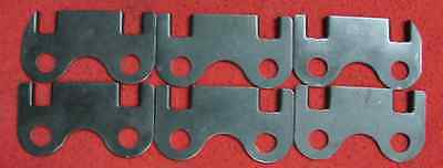 230 250 292 Chevy Inline 6 5/16 push rod guide plates