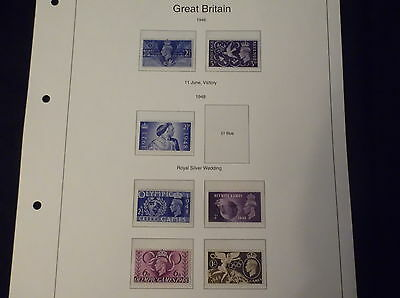 1946 Great Britain stamp ,Mint Condition collectors hobby home,dealers